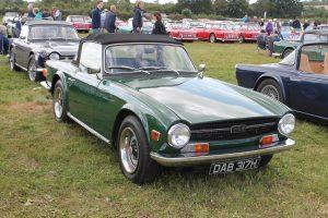 Triumph TR6 – DAB 317 H