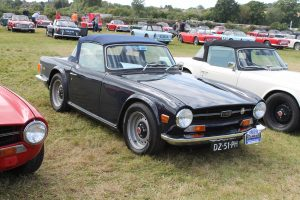 Triumph TR6 – DZ-51-PH (Neth)