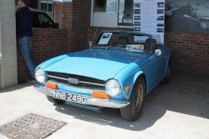 Triumph TR6 – NNP 249 G