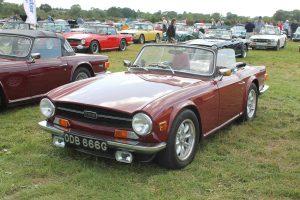 Triumph TR6 – ODB 666 G