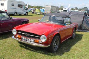 Triumph TR6 – OEB 944 H