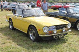 Triumph TR6 – PTL 617 M