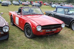 Triumph TR6 – RKL 788 G
