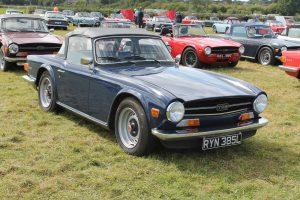 Triumph TR6 – RYN 385 L
