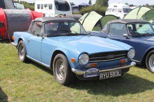 Triumph TR6 – RYU 593 L