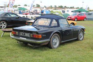 Triumph TR6 – SCY 381 G