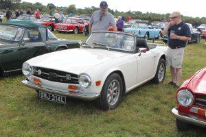 Triumph TR6 – SWJ 214 L