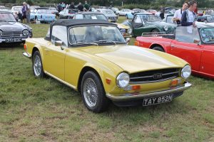 Triumph TR6 – TAY 852 N