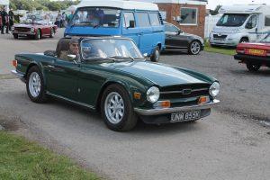 Triumph TR6 – UNM 855 K