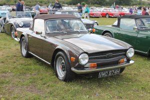 Triumph TR6 – VMO 874 H