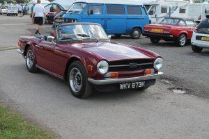 Triumph TR6 – WKV 873 K