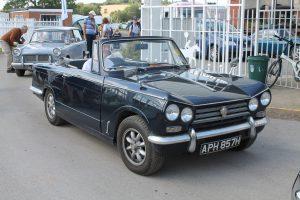 Triumph Vitesse Mk2 Convertible – APH 857 H