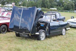 Triumph Vitesse Mk2 Convertible – CYN 30 H