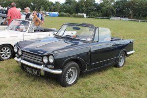 Triumph Vitesse Mk2 Convertible – SOX 8 H