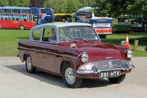 Ford Anglia 105E – 591 HTV (Copyright ERF Mania)
