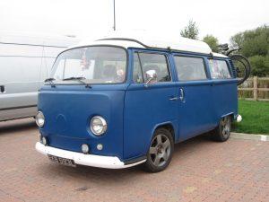 Volkswagen T2 Camper Van – EKB 593 L