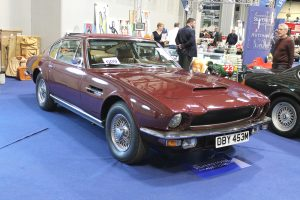 Aston Martin Vantage – DBY 453 M