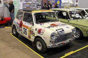 Austin Mini Cooper S Rally Car – ENP 702 B