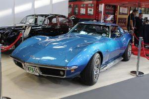 Chevrolet Corvette Stingray C3 – TKF 55 G