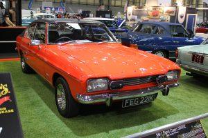 Ford Capri Mk1 3000E – FEG 221 K