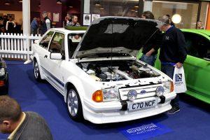 Ford Escort Mk3 RS Turbo Series 1 – C 70 NCF