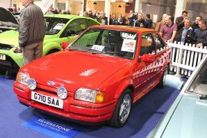 Ford Escort Mk4 RS Turbo – G 710 SAA