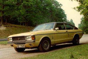 Ford Granada Mk1 Coupe 3.0 Ghia – HDF 750 N