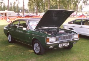 Ford Granada Mk1 Coupe 3.0 Ghia – JDE 201 P