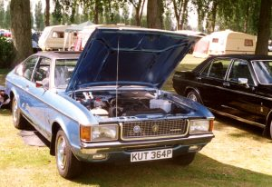 Ford Granada Mk1 Coupe 3.0 Ghia – KUT 364 P