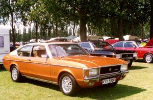 Ford Granada Mk1 Coupe 3.0 Ghia – KYY 569 P
