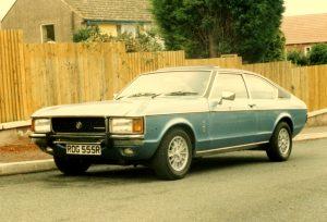 Ford Granada Mk1 Coupe 3.0 Ghia – RDG 555 R