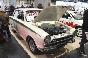 Ford Lotus Cortina Mk1 – LAX 320 D