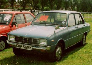 Mazda 1300 Deluxe Saloon – KWP 563 K