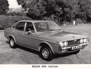 Mazda RX4 Saloon Press Photo – JKM 209 L