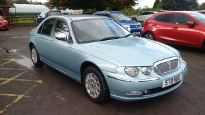 Rover 75 Connoisseur – S 70 RGG