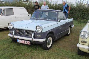 Triumph Herald 1200 Coupe – 1-OAB-236 (Belg)