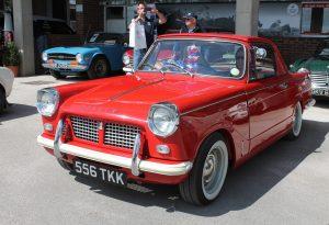 Triumph Herald 1200 Coupe – 556 TKK