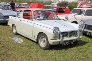 Triumph Herald 1200 Coupe – 9700 VC