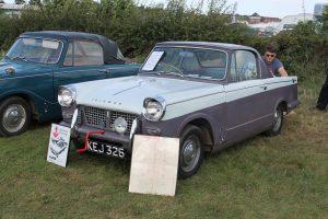 Triumph Herald 948 Coupe – KEJ 326