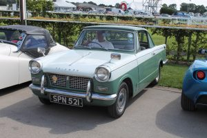 Triumph Herald 948 Coupe – SPN 521
