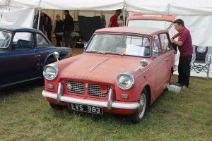 Triumph Herald 1200 Estate – LVS 983