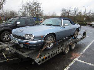 Jaguar XJS Convertible – E 11 XJS