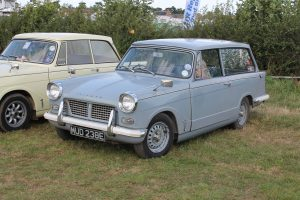 Triumph Herald 1200 Estate – MUD 238 E