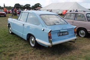 Triumph Herald 1200 Hatchback Prototype – FHP 644 C