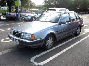 Volvo 440 SE – K 661 FNT