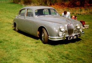 Jaguar Mk1 2.4 – EJK 98