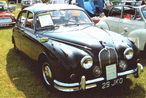 Jaguar Mk2 2.4 – 29 JKO