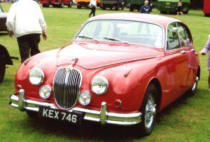 Jaguar Mk2 3.4 – KEX 746
