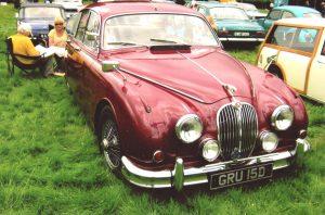 Jaguar Mk2 2.4 – GRU 15 D