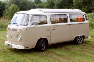Volkswagen T2 Camper Van – CNB 365 T